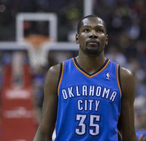 kevin durant 2014