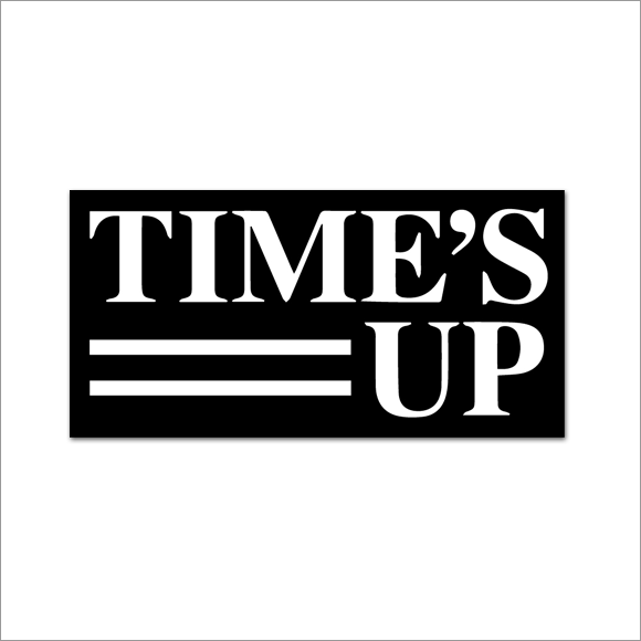 transitioning to #timesup