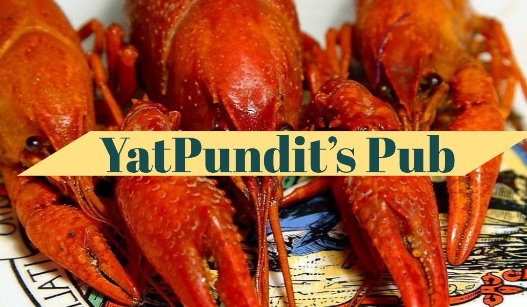 YatPundit's Pub is now a Facebook group – come join the talk
