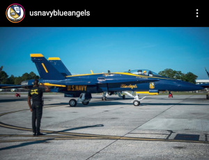blue angels obey orders